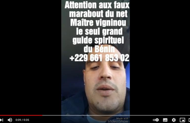 marabout approuvé